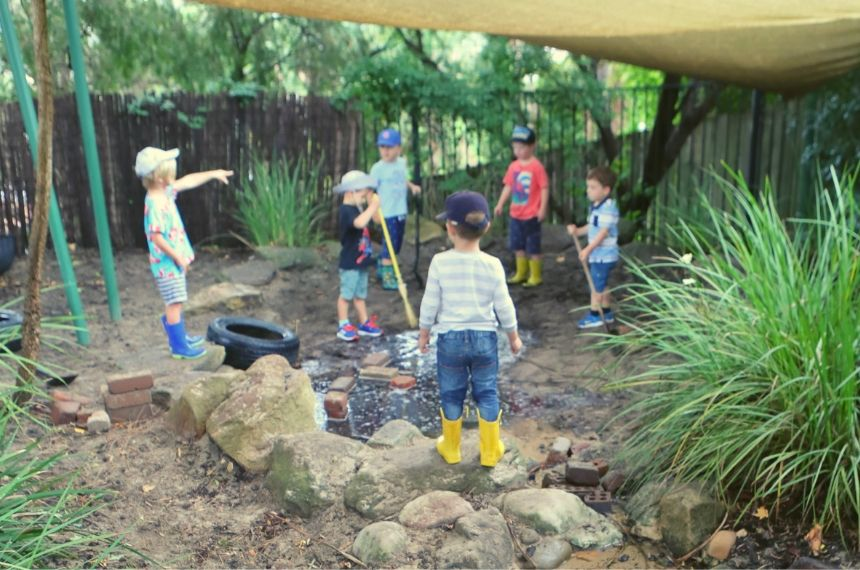 Mosman Preschool Environment