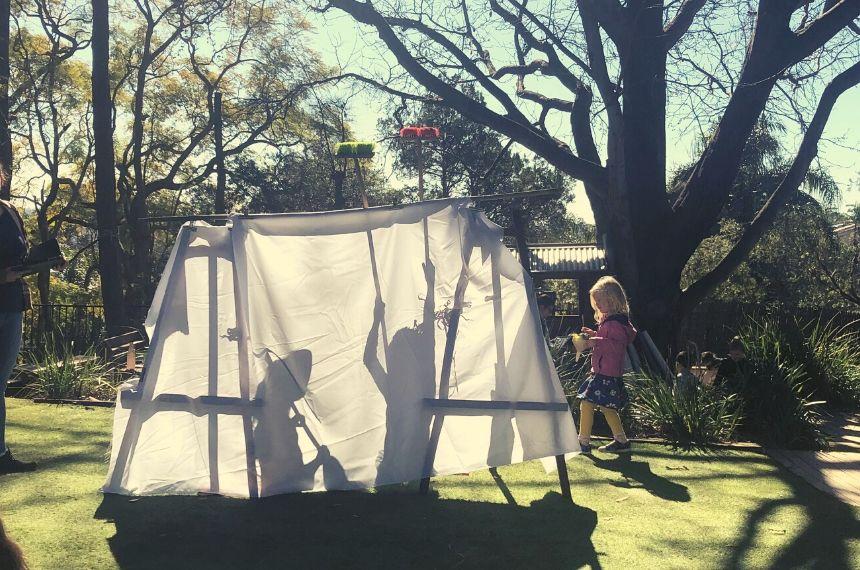 Mosman Preschool Tent